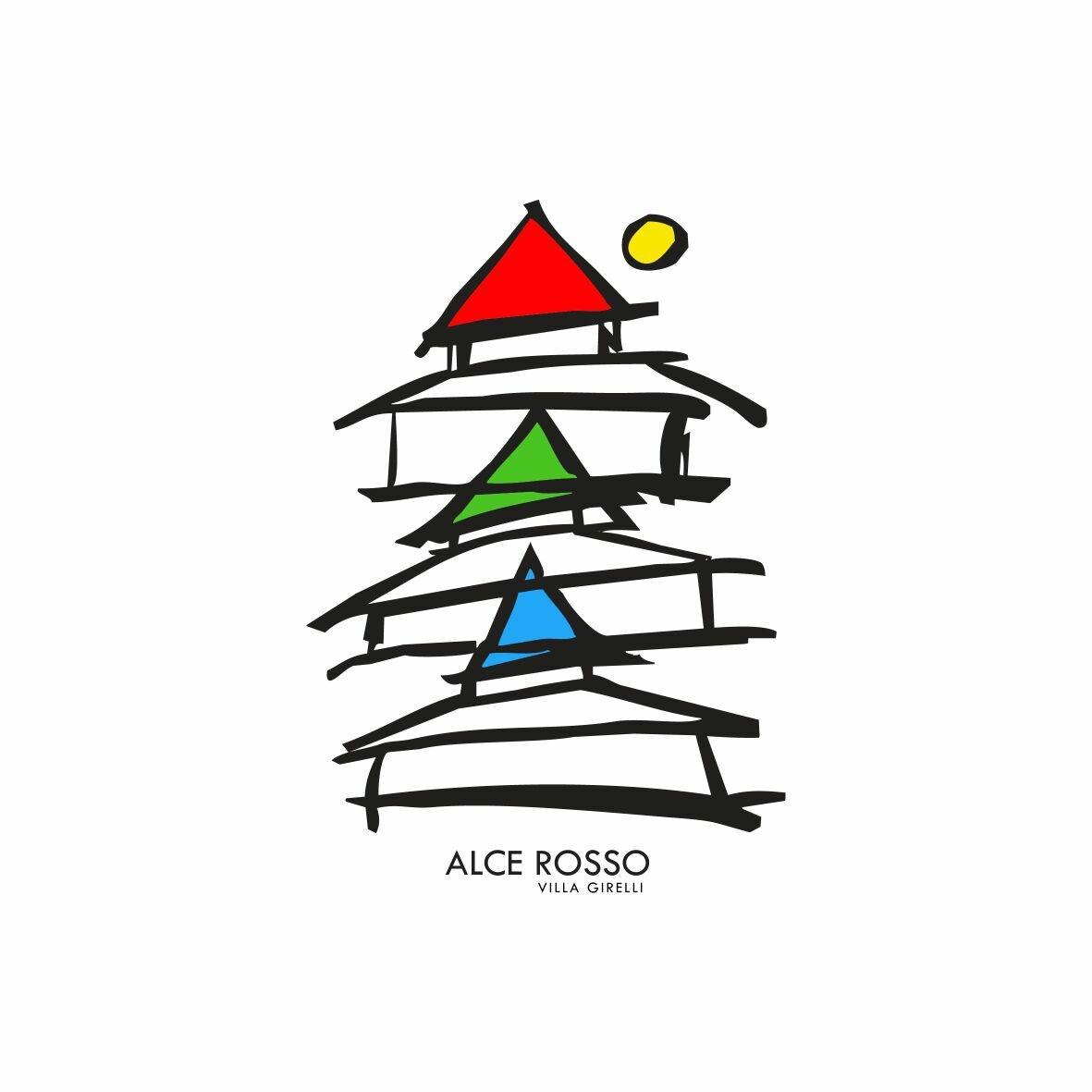 Alce Rosso